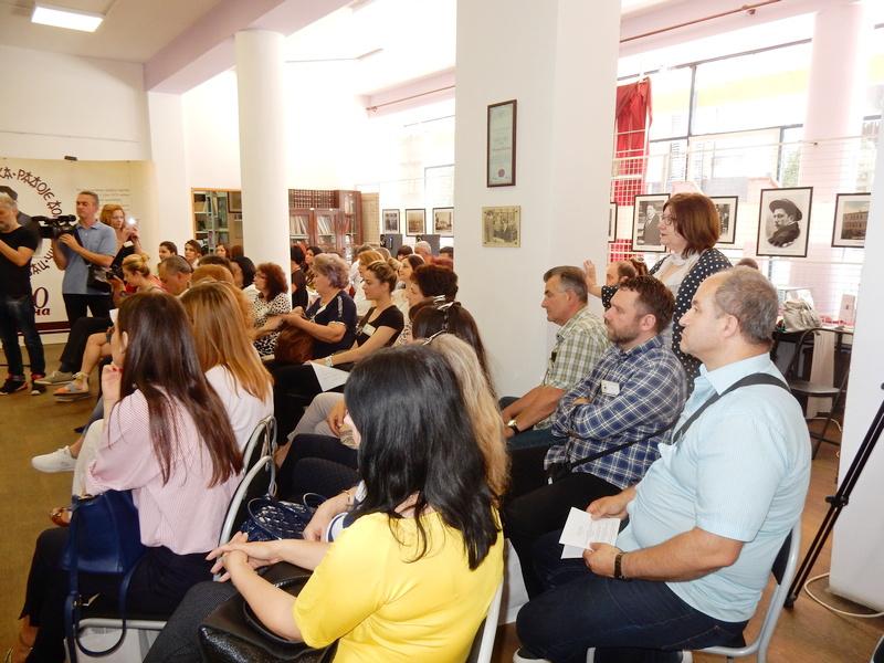 Dva stručna skupa povodom 140 godina od prve čitaonice u Leskovcu