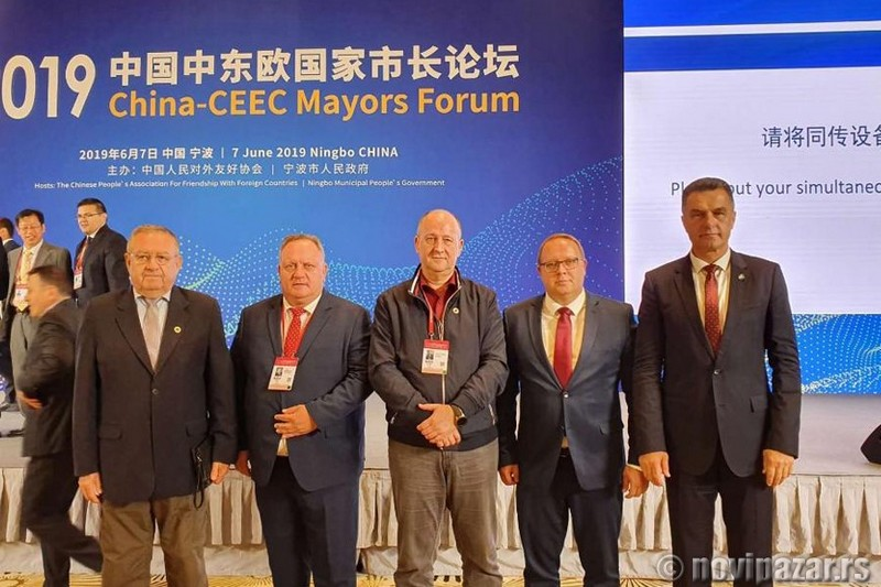 Cvetanović govorio na forumu gradonačelnika Kine i zemalja centralne i istočne Evrope