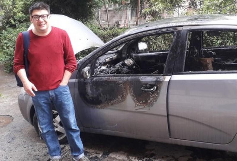 Otkriven nalogodavac za paljenje automobila novinara Dušana Ostojića