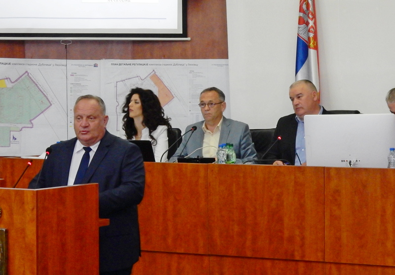 Cvetanović: Nisam rođen u fotelji gradonačelnika, imam svoju profesiju