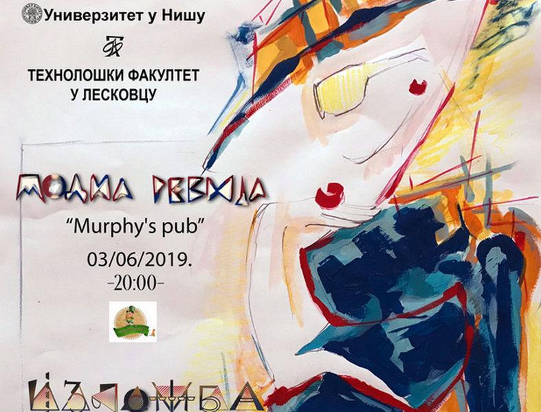 Izložba i modna revija Tehnološkog fakulteta večeras u Leskovcu