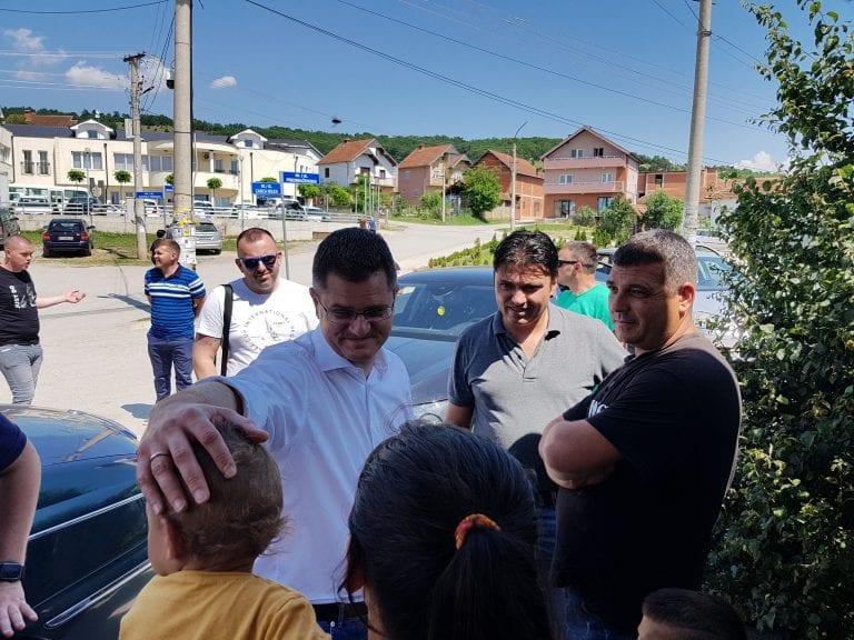 Jeremić na Kosovu: Ne smemo dozvoliti Vučiću da potpiše razgraničenje