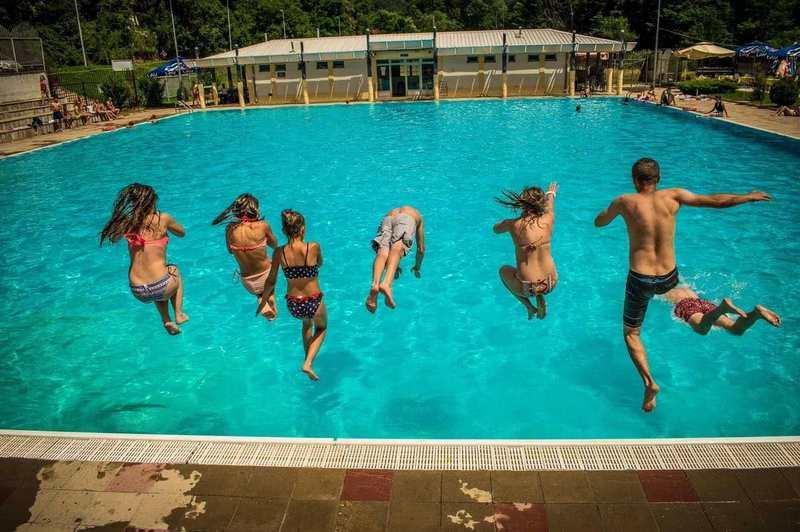 Kreće sezona kupanja na Vaterpolo bazenu u Sijarinskoj Banji