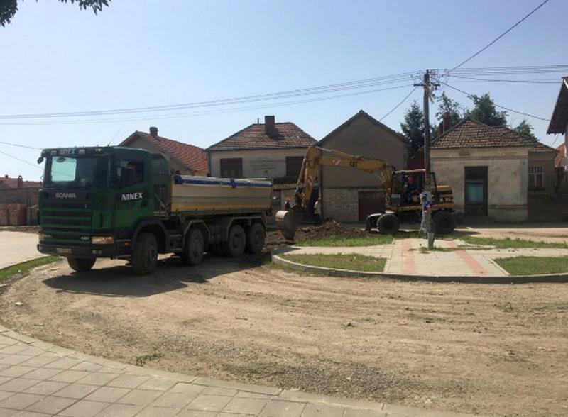 Počela izgradnja okretnice u Turekovcu