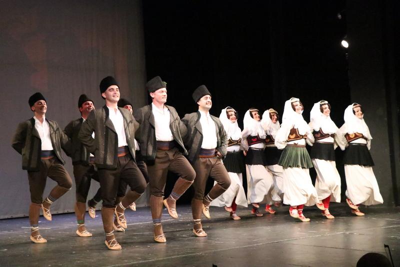 """Ansambl """"Venac"""" sa Kosova oduševio Nišlije"""