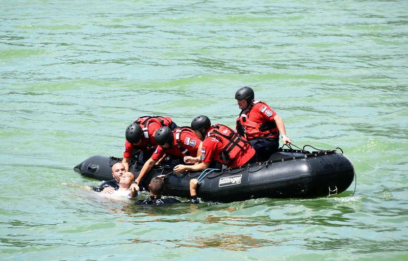 Spasilački timovi iz sedam zemalja na Bovanskom jezeru