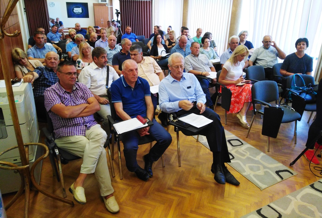 Hitna sednica za spas Vodovoda, traže se odgovorni i rešenje problema
