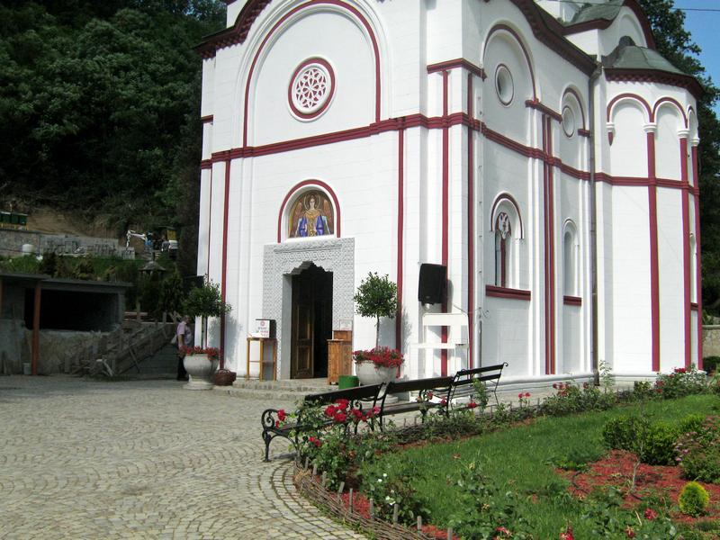 U pohode čudotvornom manastiru Tumane