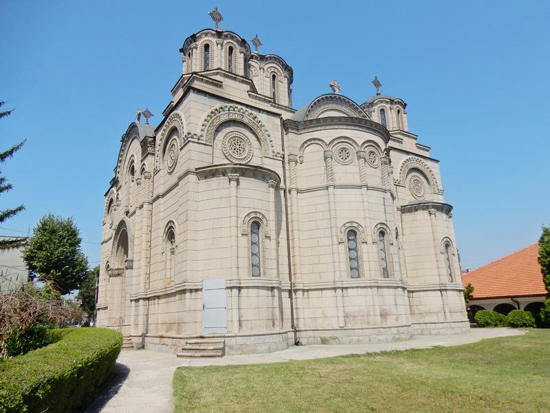 Hram koji je ujedinio Leskovčane i čija kripta i ikonostas čuvaju tajne