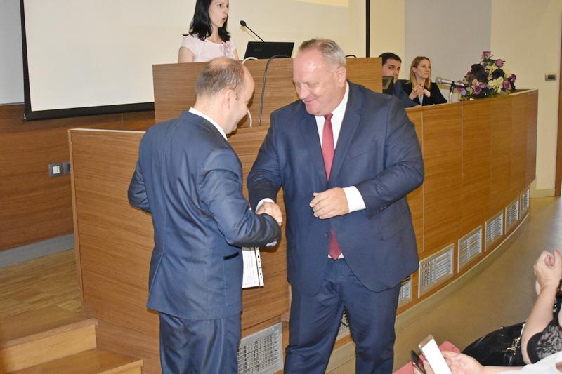 Goranu Cvetanoviću nagrada za najbolji doktorski rad u 2017.