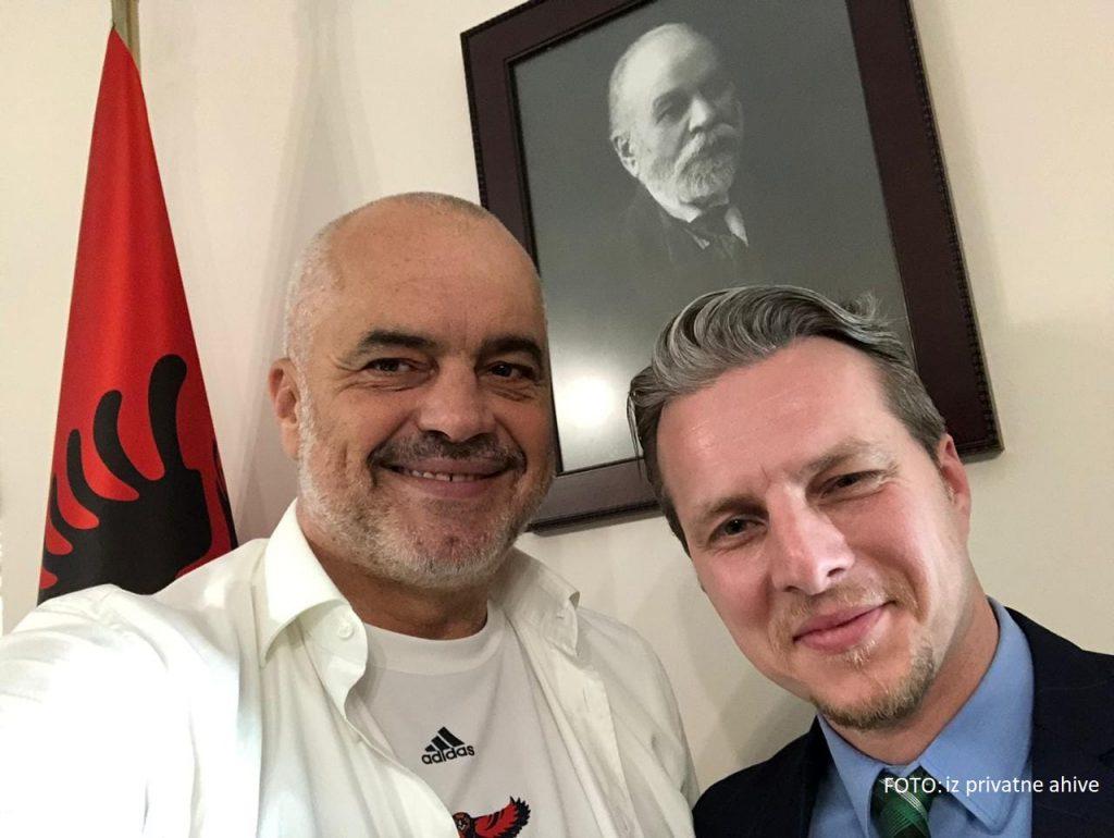 Arifi zatražio od Edija Rame formiranje Fonda nacionalne solidarnosti za Preševo, Bujanovac i Preševo