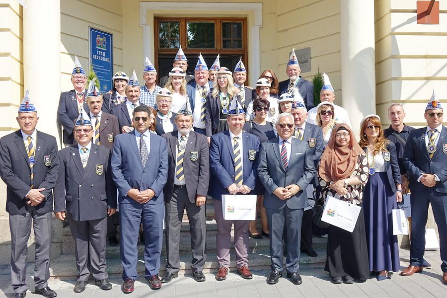 KARNEVAL LESKOVAC U gostima ambasadori Egipta i Indonezije i nikada više članovi FECC