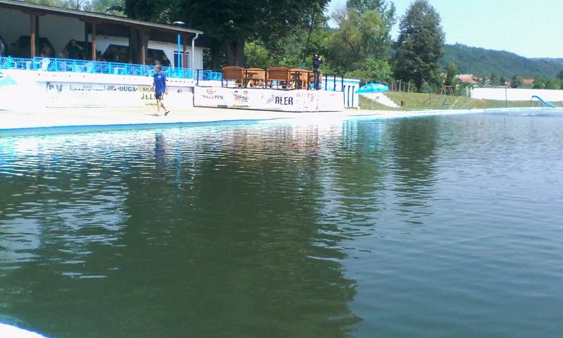 Sezona kupanja na grdeličkom bazenu zvanično otvorena