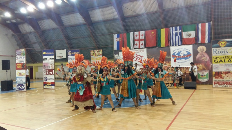 Međunarodni festival folklora po osmi put u Vladičinom Hanu
