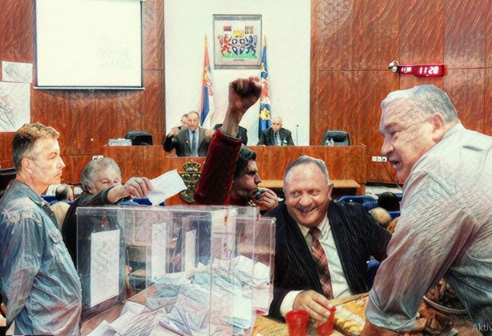 Da li će borba za glasače u Leskovcu na sledećim izborima biti hodanje po tankoj žici?