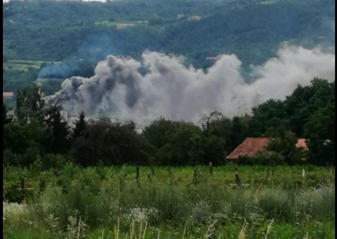 Akcident u Knaufu, vatra ugašena, nema povređenih