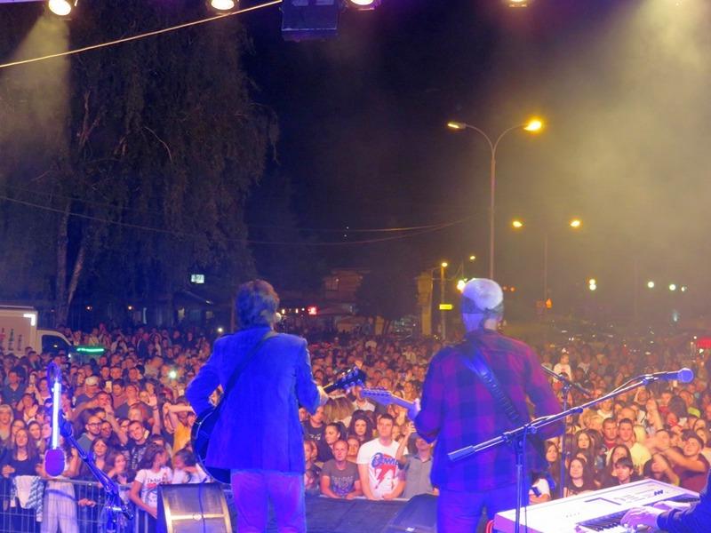 NOĆ ZA PAMĆENJE Alen Islamović održao koncert u Grdelici