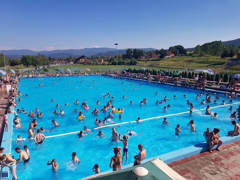 Kontrola kvaliteta bazenskih voda u Pirotskom okrugu