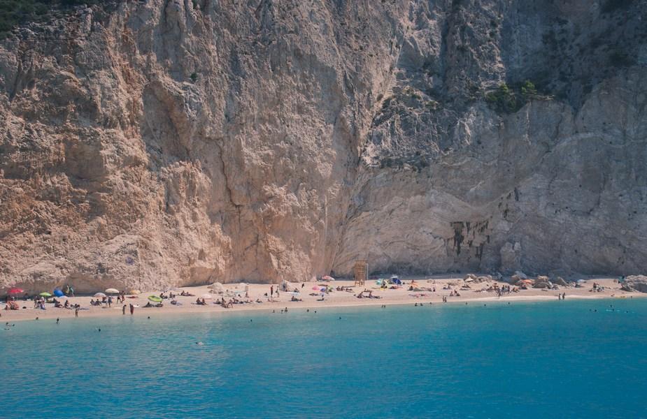 Lefkada: Lepotica Jonskog mora