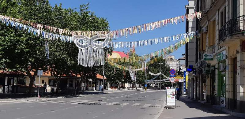 Leskovac danas najtopliji grad u Srbiji