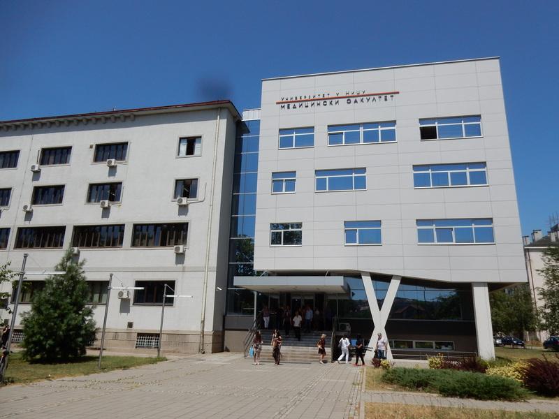 Zatvara se kovid bolnica u studentskom domu u Nišu