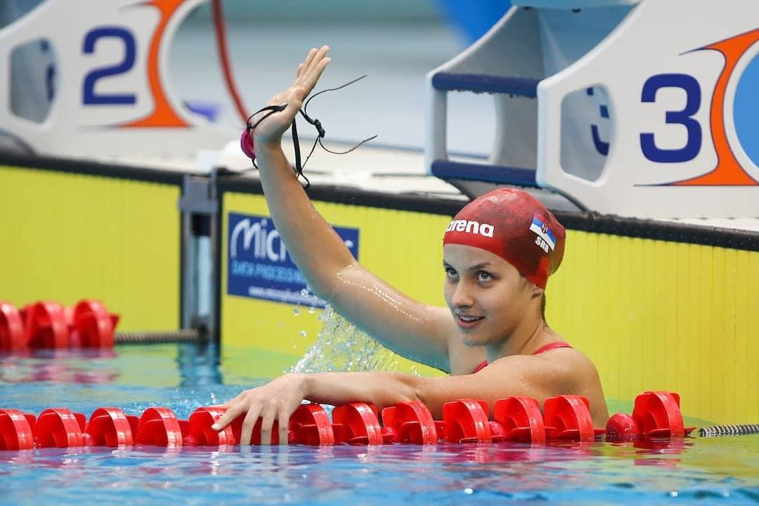 Leskovčanka oborila rekord Evropskog olimpijskog festivala u plivanju