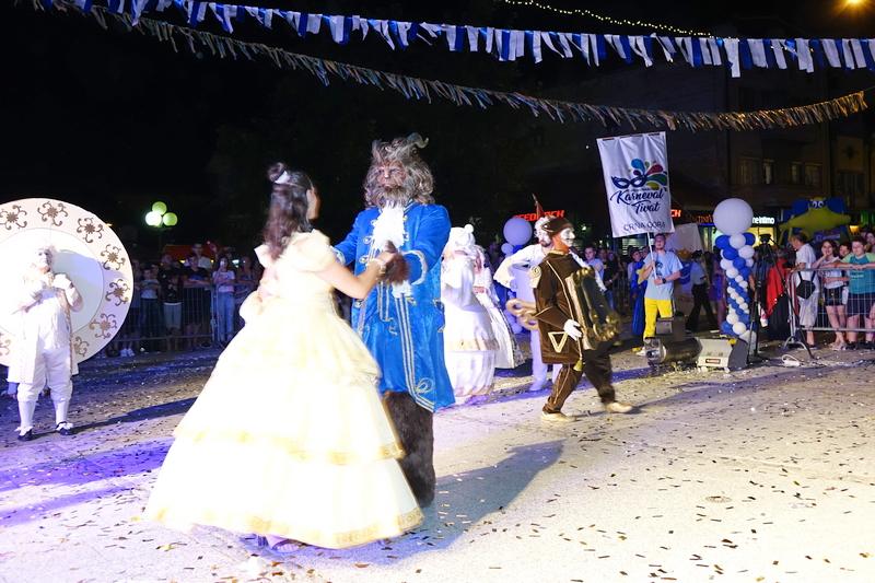"""""""Lepotica i zver"""" iz Tivta pobednik Karnevala Leskovac (MOJO)"""