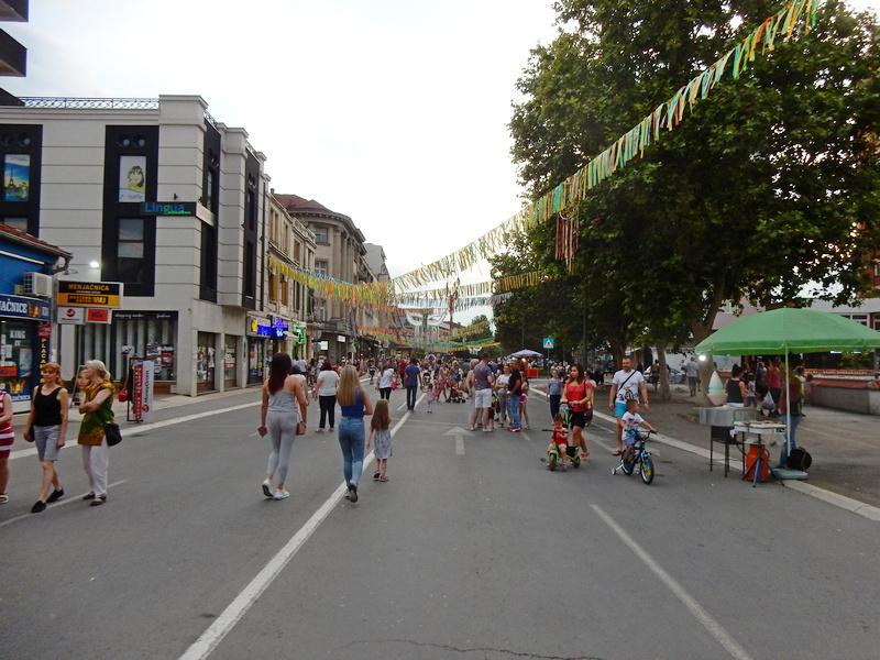Leskovac i bez trga i bez šetališta