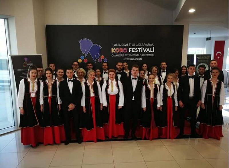 Na internacionalnom takmičenju u Turskoj horovi niškog SKC-a osvojili prvo i drugo mesto