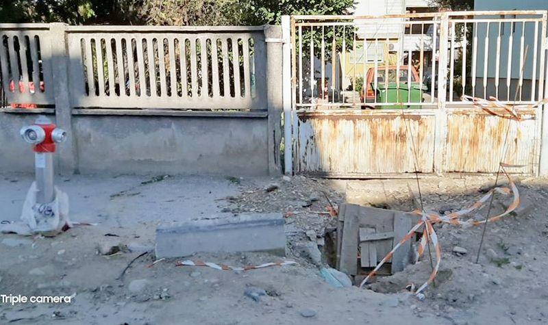 Stanovnici Ulice Ivana Milutinovića ogorčeni zbog razvalina