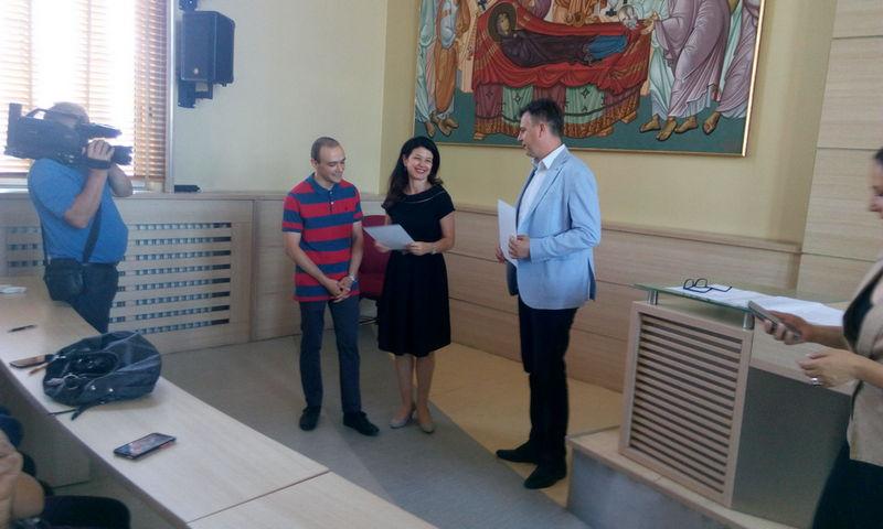 Podeljeni novi ugovori i sertifikati o stručnoj obuci