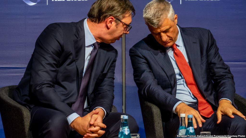 Vučić: Nikada mi niko nije pominjao razmenu teritorija