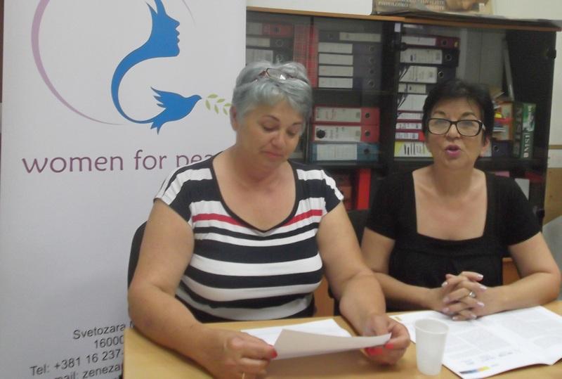 Unapređenje bezbednosti žena kroz primenu Rezolucije 1325 na lokalnom nivou