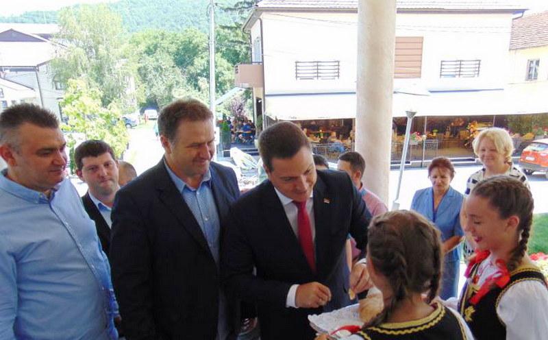 Medveđa: Ministar Ružić obećao digitalizaciju Skupštine preko projekta e-parlament