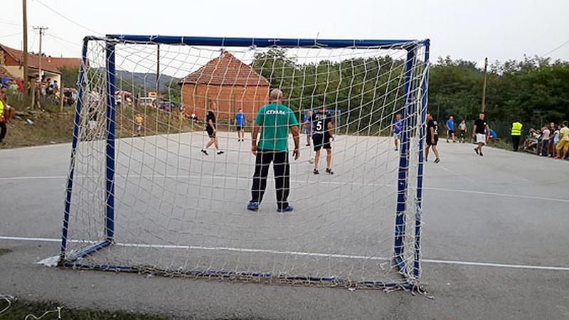 Letnjaliga u malom fudbalu u Bojniku