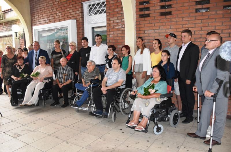 Udruženje distrofičara Jablaničkog okruga dobija nove prostorije