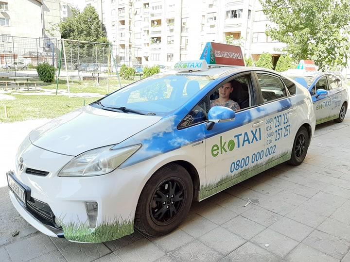 Humanitarna akcija Eko taksija: Besplatne vožnje za sve koji primaju hemoterapiju