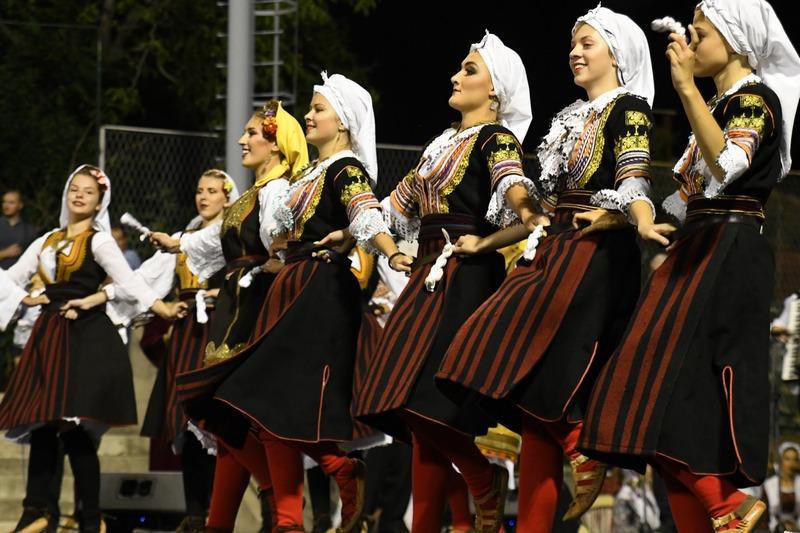 Počeo 15. jubilarni Međunarodni folklorni festival u Pirotu