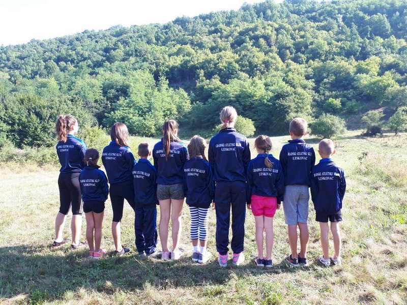 Leskovački atletičari završili pripreme na Staroj planini