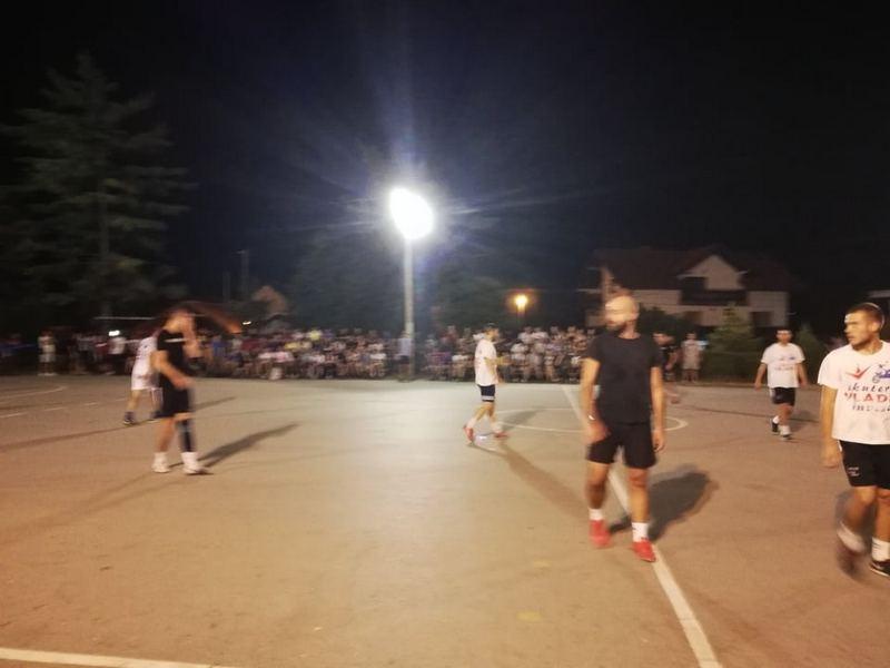 Večeras finalne utakmice turnira u malom fudbalu na Hisaru