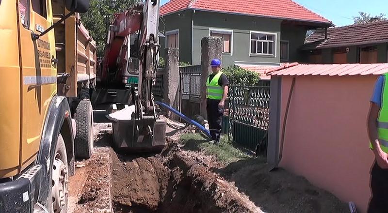 Selo Izvor dobija novi izgled, kanalizaciju i vodovodnu mrežu