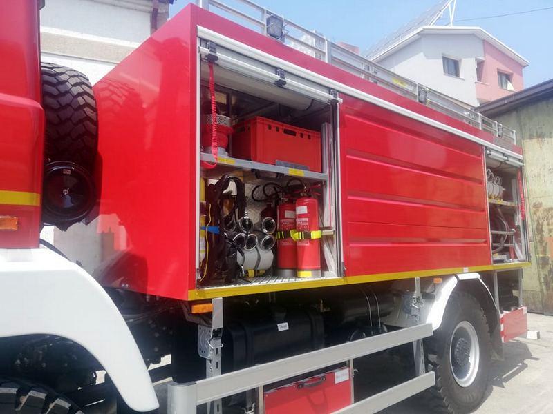 Raspisan konkurs za 200 vatrogasaca