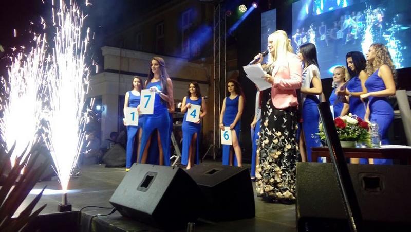 Titulom Mis karanfil devojče okitila se Sanja Cvetković