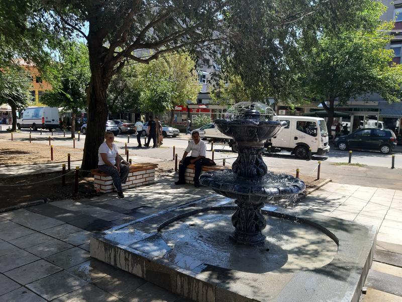 Naselje Češalj dobilo mini park i fontanu