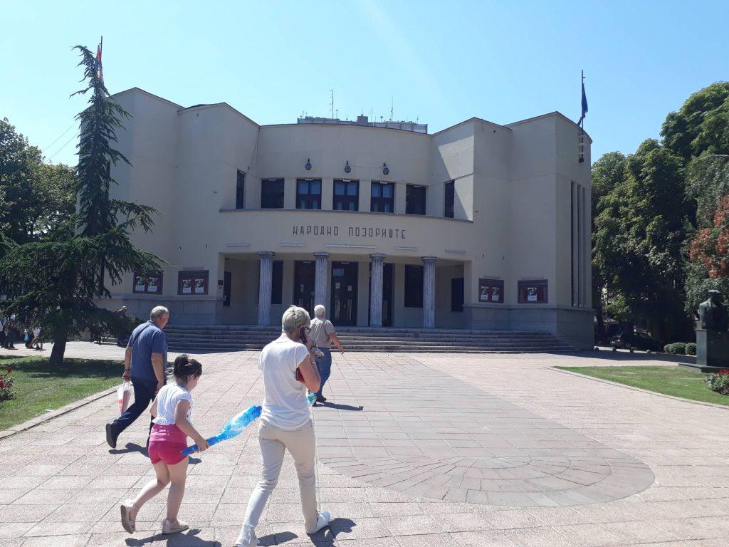 "Odložen festival ""Teatar na raskršću"" zbog korone"