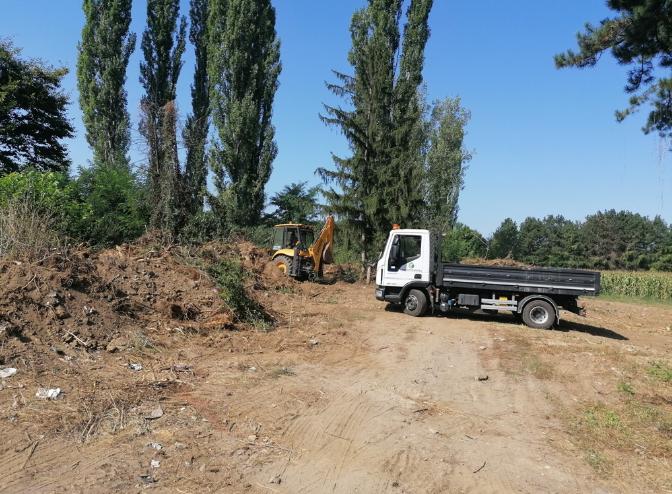 Dvodnevna akcija čišćenja Ohridskog naselja