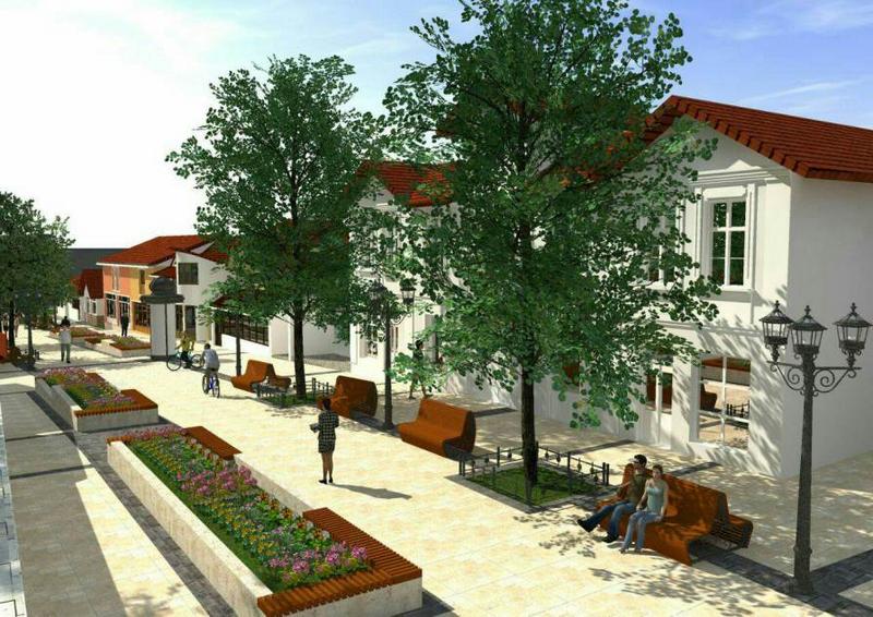 Vranjska Banja dobija novu pešačku zonu