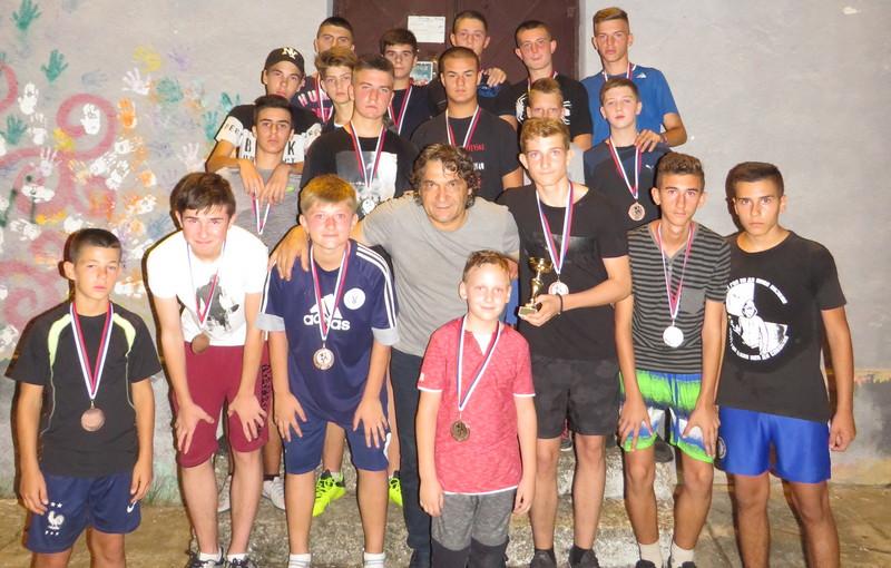 Završen turnir u malom fudbalu na Brestovačkom letu