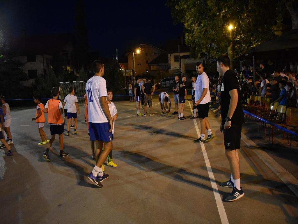 Turnir u malom fudbalu otvoren uz vatromet
