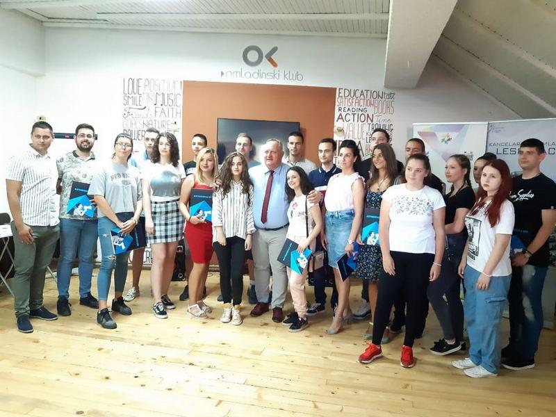 Za projekte mladih grad Leskovac izdvojio milion i po dinara